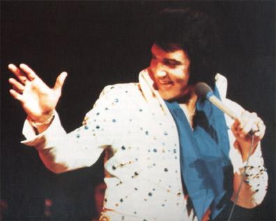 Elvis Presley 1973/08