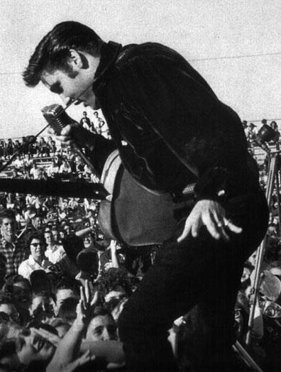 Elvis Presley 1956/09/27