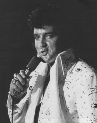 Elvis Presley 1972/11/15