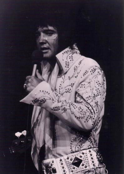 Elvis Presley 1972/06/10