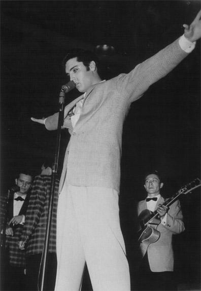 Elvis Presley 1957/10
