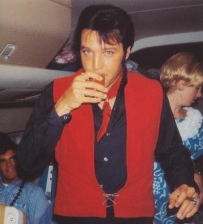 Elvis Presley 1968/05