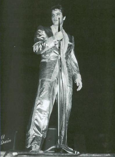 Elvis Presley 1957/04/01