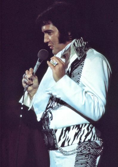 Elvis Presley 1975/06/01