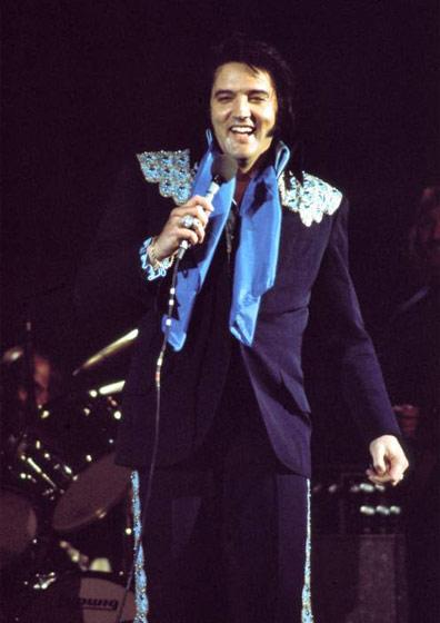 Elvis Presley 1975/05/01