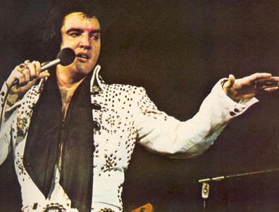 Elvis Presley 1972/04/07