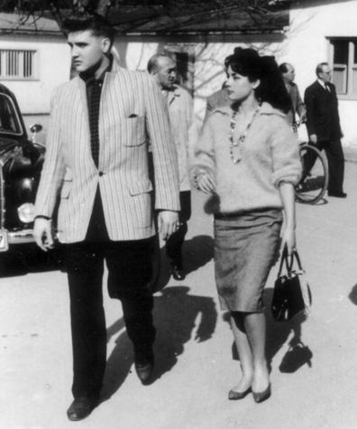 Elvis Presley 1959/03/03