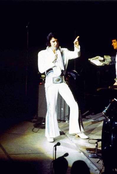 Elvis Presley 1974/06/27