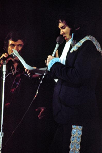 Elvis Presley 1975/04/24
