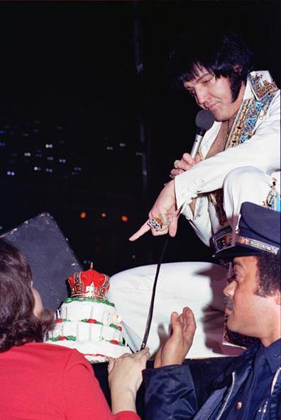 Elvis Presley 1976/12/30
