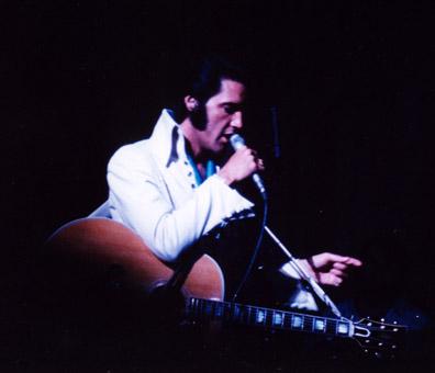 Elvis Presley 1970/09/12