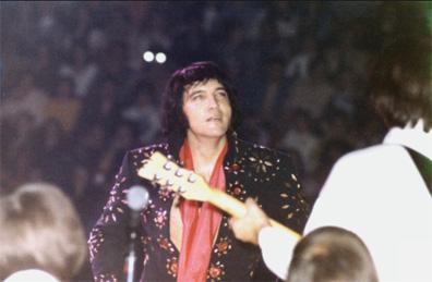 Elvis Presley 1971/11/10