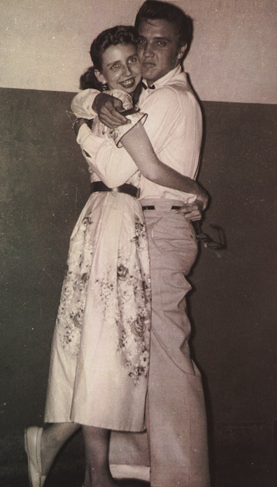 Elvis Presley 1955/10/18