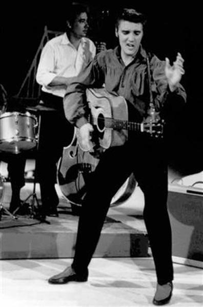 Elvis Presley 1956/09/09