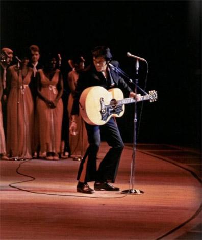 Elvis Presley 1969/08