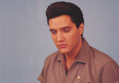 Elvis Presley 1960/08/25