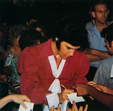 Elvis Presley 1970/07