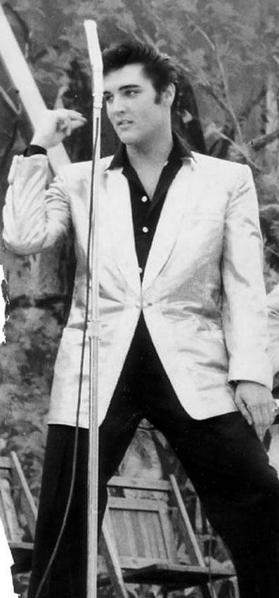 Elvis Presley 1957/9/01