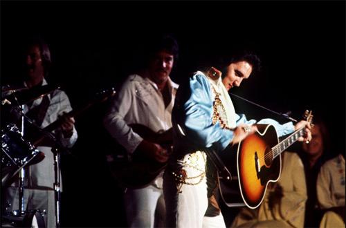 Elvis Presley 1976/07/05