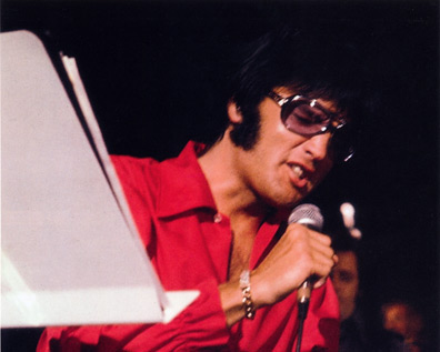 Elvis Presley 1970/08/07