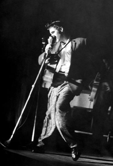 Elvis Presley 1956/08