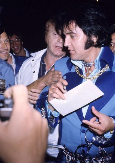 Elvis Presley 1975/07/19
