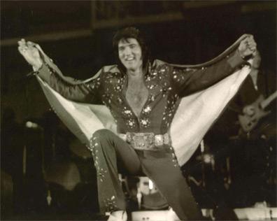 Elvis Presley 1972/11/10