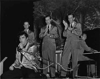 Elvis Presley 1957/09/01