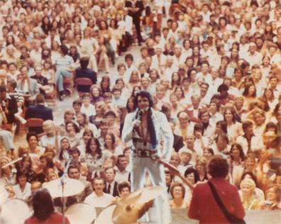 Elvis Presley 1975/07/08