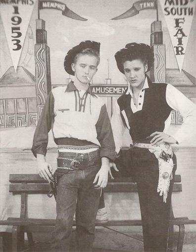 Elvis Presley 1953