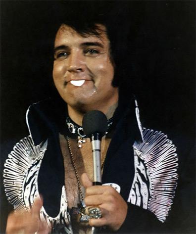 Elvis Presley 1975/07/20