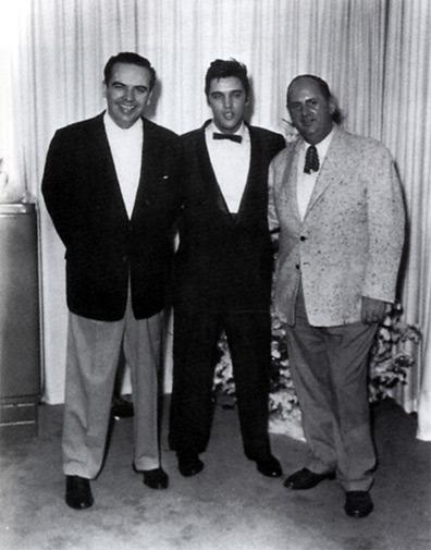 Elvis Presley 1957/12/22