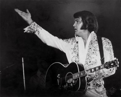 Elvis Presley 1974/03/20