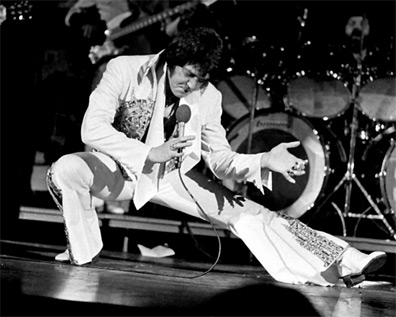 Elvis Presley 1977/04/27