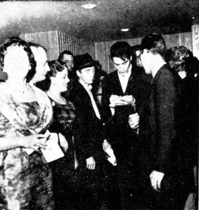 Elvis Presley 1961/03/18