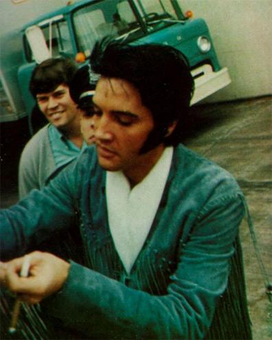 Elvis Presley 1970/02/28