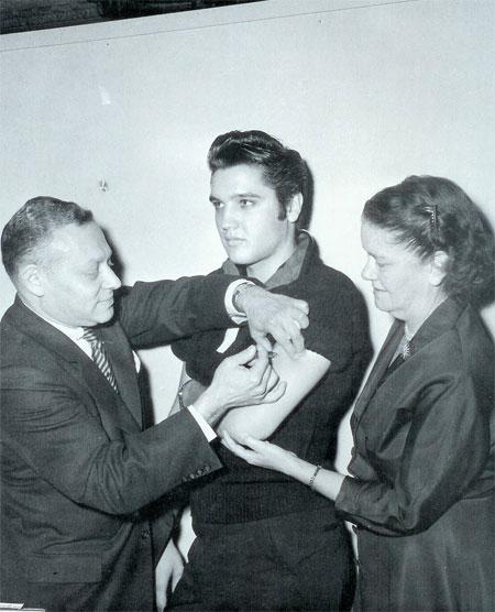 Elvis Presley 1956/10/28