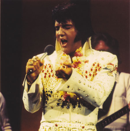 Elvis Presley 1973/01/13
