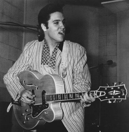 Elvis Presley 1957/05
