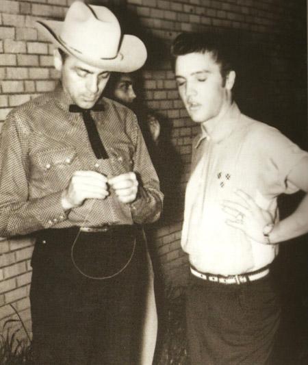 Elvis Presley 1955/04/30
