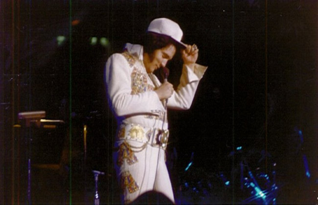Elvis Presley 1976/10/22