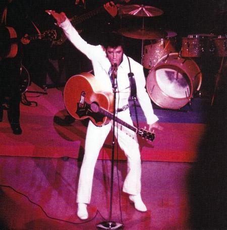 Elvis Presley 1969/08/26