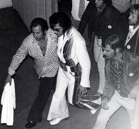 Elvis Presley 1974/09/28