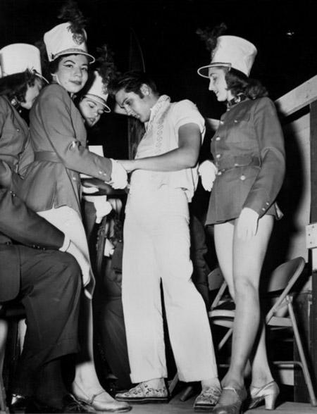 Elvis Presley 1956/09/29