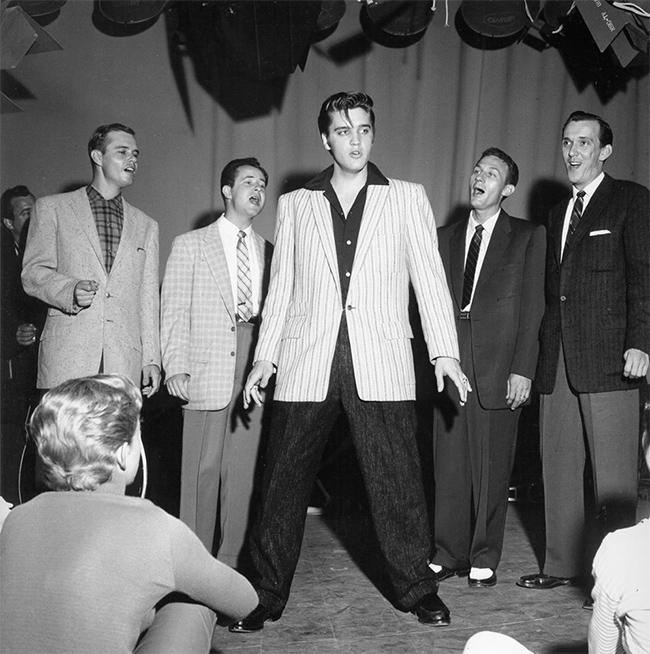 Elvis Presley 1956/06/05