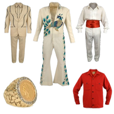 elvisnews com rock and roll auction offers unique elvis items misc