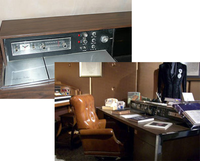 Elvis Original Desk And Car For Sale Misc
