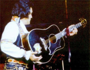 Elvisnews Com Elvis Guitar For Sale Misc