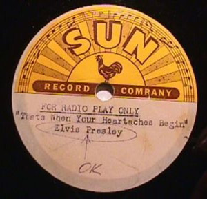 Fake Sun Acetate Up For Auction Misc