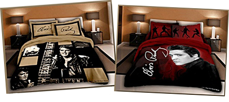 Elvis Presley Bedding Sets.Elvis Presley Home Bedding Collection Misc